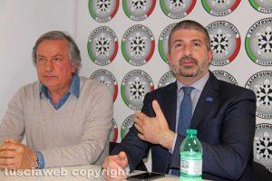 Claudio Taglia e Simone Di Stefano