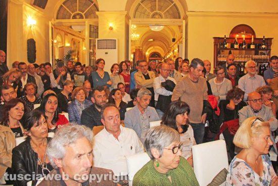 Viterbo - Ciambella-Frontini, il confronto