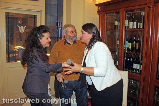 Chiara Frontini, Carlo Galeotti e Luisa Ciambella