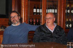 Andrea Cutigni e Mario Quintarelli
