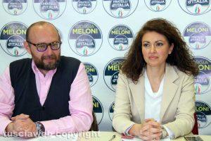 Paolo Bianchini e Maria Teresa Bellucci