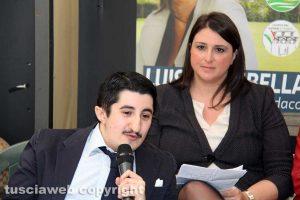 Francesco Zanardini e Luisa Ciambella