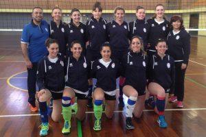 Sport - Pallavolo - Le ragazze dell'Asp Civitavecchia