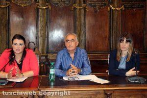 Luisa Ciambella, Alvaro Ricci e Chiara Bronco