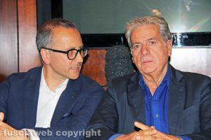 Fabrizio Purchiaroni e Giovanni Arena
