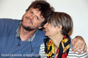 Filippo Rossi e Maria Rita De Alexandris