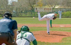 Sport - Baseball - Montefiascone - Lorenzo Pivorotto della Wiplanet