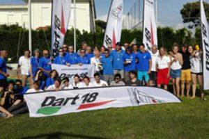 Sport - Vela - Il Trofeo Maffei dell'Assonautica a Tarquinia
