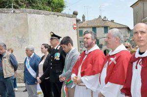 Oriolo Romano festeggia S. Giorgio