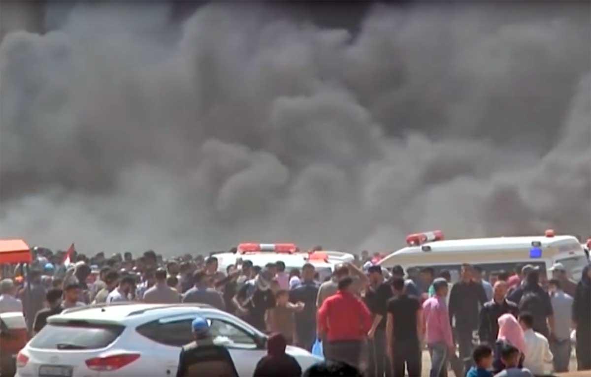 Gaza.Appello Onu:agire e evitare guerra