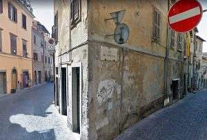 Viterbo - Via del Ponticello