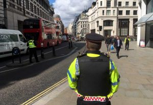 Londra - Polizia
