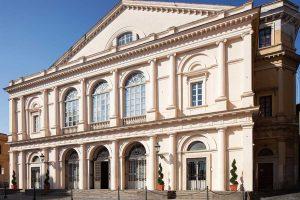 Viterbo - Il teatro Unione
