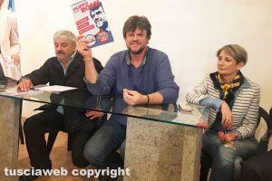 La presentazione delle liste e del programma di Viva Viterbo e Area Civica