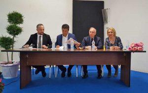 Montefiascone - L'incontro per lo sviluppo di Villa Serena