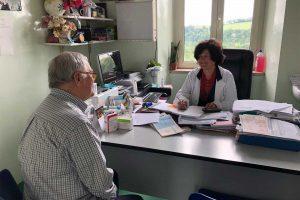 Civita Castellana - Una visita all'ospedale Andosilla