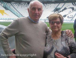 Lodovico Ricci e Anna Rita Savi