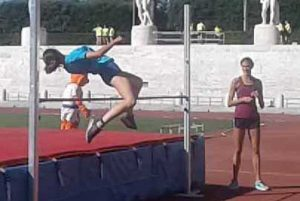 Sport - Atletica leggera - Martina Gasbarri
