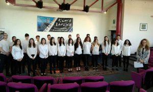 Il liceo musicale al concorso