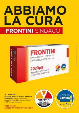 La cura Frontini