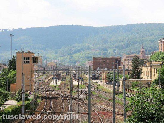 La stazione ferroviaria di Orte