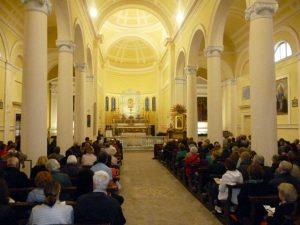 Tarquinia - Chiesa Madonna di Valverde - Il concerto