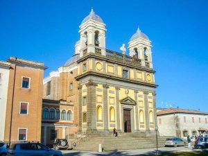 Bassano Romano - Monastero di San Vincenzo