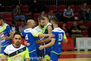 Sport - Pallavolo - Volley club Orte - I viterbesi festeggiano la salvezza
