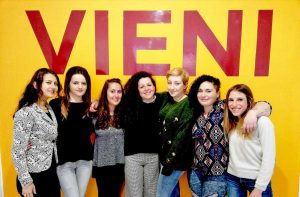 Gruppo Young per Chiara Frontini sindaco