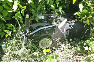 Viterbo - Incidente stradale sulla Canepinese