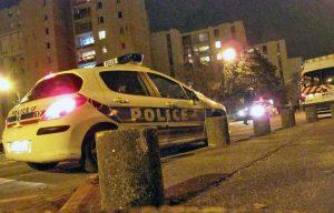 Francia - Polizia