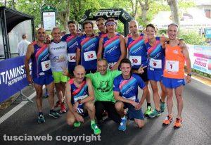 At Running alla maratonina di Bassano in Teverina
