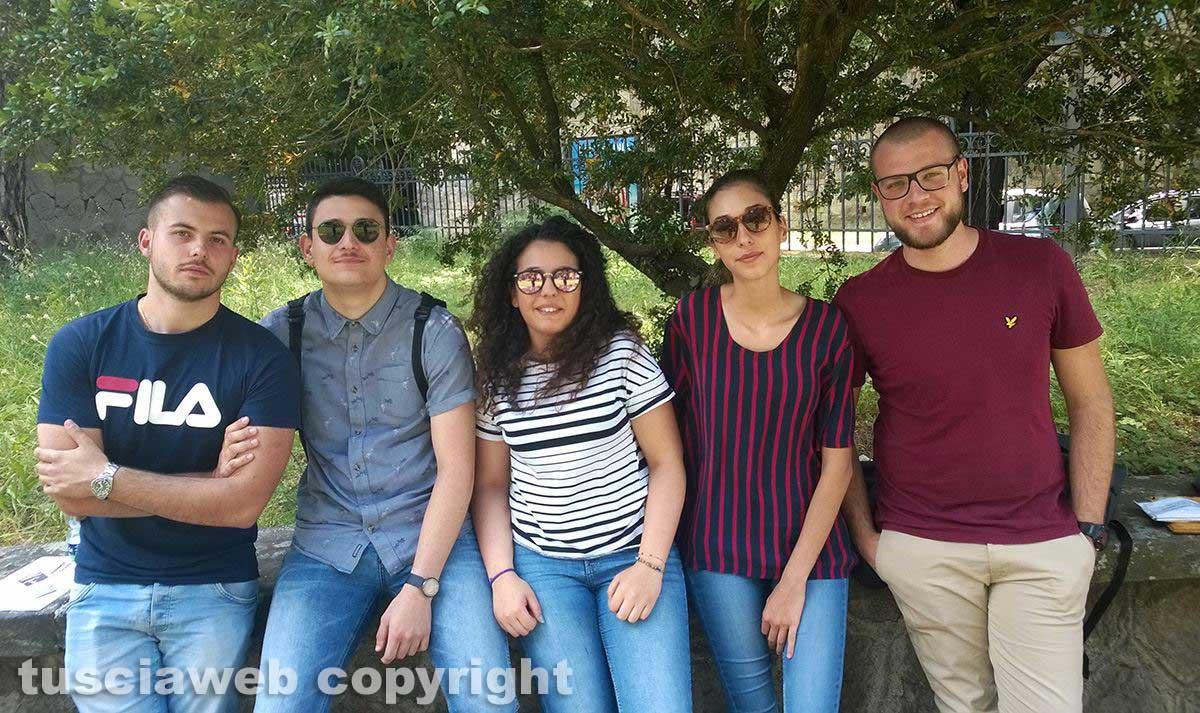 Studenti del Paolo Savi