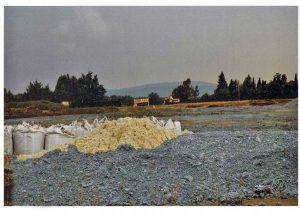 Vetralla-Cinelli - La discarica nel 2005