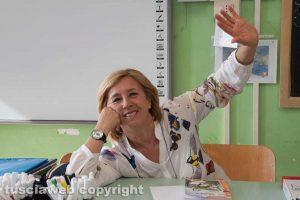 Canino - La maestra Ivana Bartoccini va in pensione