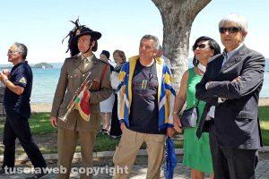 Capodimonte - la riunione dei centri ricreativi del lago di Bolsena