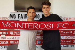Sport - Calcio - Monterosi - Federico Alonzi