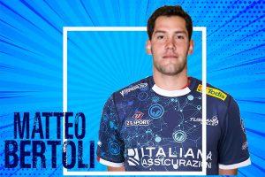 Sport - Pallavolo - Tuscania volley - Matteo Bertoli
