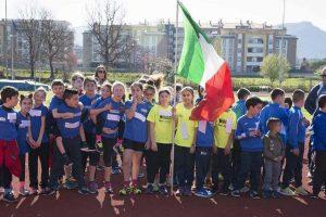 Sport - Atletica leggera - I ragazzi della Finass Viterbo