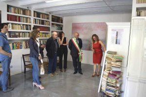"""Caprarola - L'inaugurazione della mostra """"Don Quijote"""""""