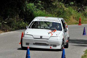 Sport - Motori - Stefano Caivano dell'X car motorsport