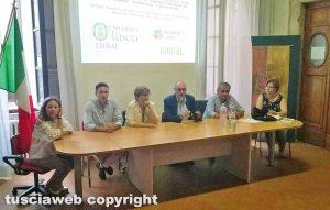 Conferenza sul carciofo ortano