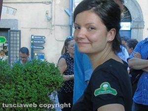 Viterbo - Apre in centro la gelateria CreamItaly - Valentina Uselli