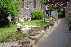 Viterbo - Il museo del Colle del duomo