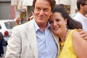 Viterbo - Francesco Bigiotti e Chiara Frontini