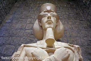 Viterbo - La mostra dedicata ai tesori di Tutankhamon