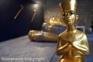 Viterbo - I tesori della tomba di Tutankhamon