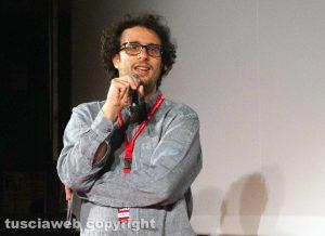 Bagnoregio - Glauco Almonte, direttore artistico Civita Cinema