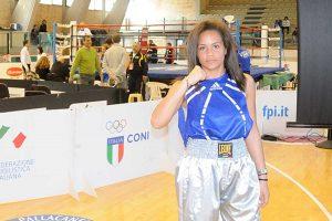 Sport - Pugilato - Melissa Gemini