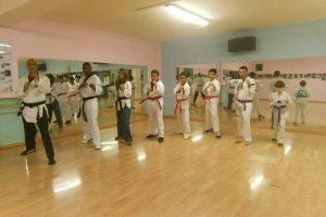 Sport - Arti marziali - I ragazzi del Taekwondo olimpic di Vetralla